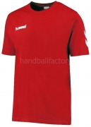Camiseta de Balonmano HUMMEL Core Cotton Tee 009541-3062