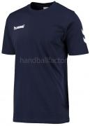 Camiseta de Balonmano HUMMEL Core Cotton Tee 009541-7026